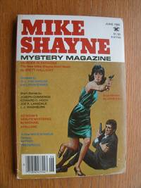 image of Mike Shayne Mystery Magazine June 1980 Volume 44 Number 6 ( Joe R. Lansdale The Escape Artist )