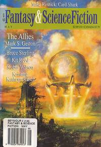 The Magazine of Fantasy and Science Fiction. Volume 94 No 5. May 1998