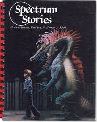 Spectrum Stories Magazine [Signed and inscribed by contributing author Eric Heideman]