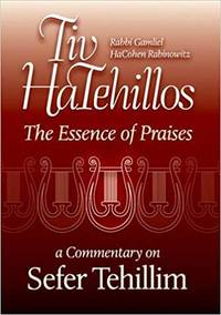 Tiv HaTehillos: The Essence of Praises A Commentary on Sefer Tehillim