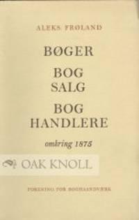 København: Forening for Boghaandværk, 1969. stiff paper wrappers. small 8vo. stiff paper wrappers....