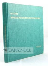 150 JAHRE BONNER UNIVERSITÄTS-BUCHDRUCKEREI 1819-1969