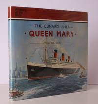 image of Anatomy of the Ship. The Cunard Liner Queen Mary.  NEAR FINE COPY IN UNCLIPPED DUSTWRAPPER