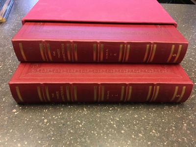 Norwalk, CT: Easton Press, 2011. Deluxe Limited Edition, #33/400. Hardcover. Quartos, 2 volumes; VG;...