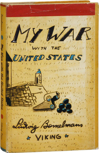 New York: The Viking Press, 1937. First Edition. Hardcover. Bemelmans's travel narrative of his trip...