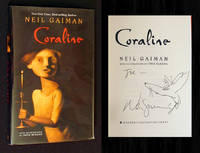 image of Coraline (Signed_Doodled 1st Printing)