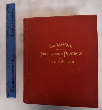 Philadelphia, Pa: Beck Engraving, 1901. Hardcover. G/G-, covers show wears, stains, scuffing, corner...