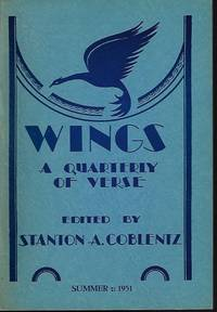 image of WINGS; A Quarterly of Verse Summer 1951