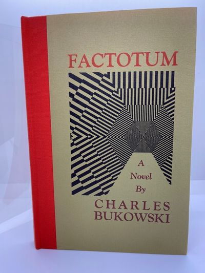 SIGNED LIMITED FACTOTUM 1 of 250 like...