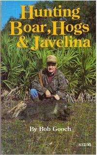 image of HUNTING BOAR, HOGS & JAVELINA