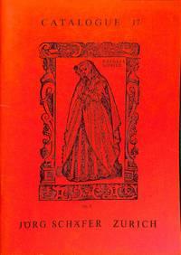 Catalogue 17/(1977): Fine and Interesting Rare Books.