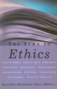 image of The Turn to Ethics