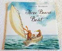 image of THREE BEARS IN A BOAT