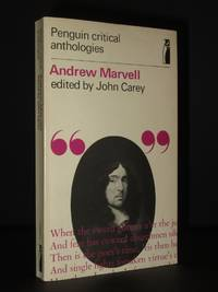 Andrew Marvell: (Penguin Critical Anthologies Series)