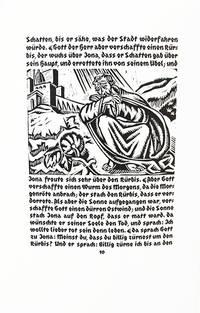 (Fine Printing). Der Prophet Jona