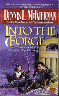 image of INTO THE FORGE: Book One of Hel's Crucible