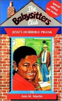 Jessi's Horrible Prank (Babysitters Club) by Martin, Ann M