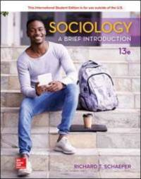 image of Sociology: A Brief Introduction 13e