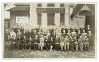 Group Portrait of the Detroit Polish Socialist Congress, 1928