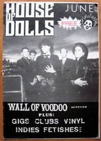image of House of Dolls. Indie New Wave Music Zine.