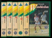 Grande Wimbledon. Gli anni d\'oro - I colpi dei campioni - I giovani campioni - 1991 : Due tedeschi sul trono d\'Inghilterra - Due incontri indimenticabili - I campioni del doppio.