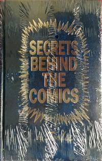 SECRETS BEHIND THE COMICS by STAN LEE (MARVEL Limited) - Blue Leatherbound Limited Edition