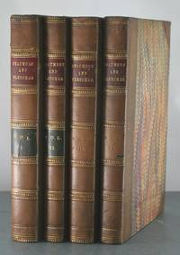 THE WORKS OF BEAUMONT AND FLETCHER. With an Introduction by George Darley. [Two Volumes in Four]