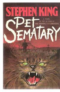 image of Pet Sematary --- Uncorrected Galley Proof, 1st State Edition ---by Stephen King