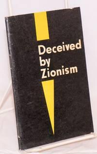 Deceived by Zionism by  B Prahye - 1971 - from Bolerium Books Inc., ABAA/ILAB (SKU: 53479)