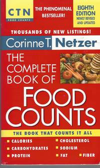 Complete Book Of Food Counts, 8th Edition