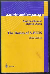 Statistics and Computing.  The Basics of S-Plus.  Third Edition