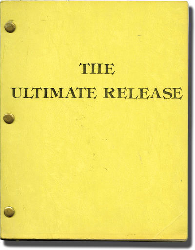 Hollywood: N.p., 1970. Draft script for an unproduced film. Don and Irene are a young and unhappy ma...