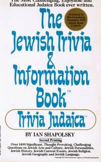 The Jewish Trivia and Information Book: Trivia Judaica