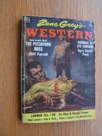 image of Zane Grey's Western: August 1953 Vol. 7 No. 6
