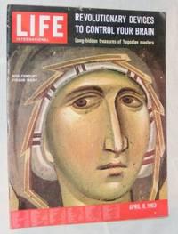 Life International April 8, 1963, vol.34 no.6