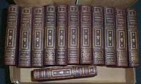 THE COMPLETE WORKS OF THEOPHILE GAUTIER - TWELVE VOLUMES  - Gascon Edition