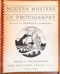 Modern Masters of Photography