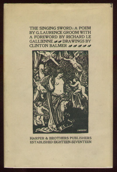 New York: Harper & Brothers, 1929. Hardcover. Fine/Fine. First American edition. Foreword by Richard...