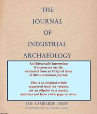 The BBC Television Series on Industrial Archaeology. An original article from The Journal of...