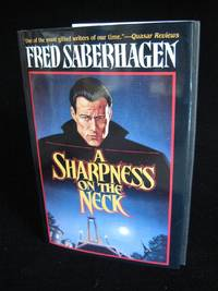 A SHARPNESS ON THE NECK by  Fred Saberhagen - First Edition First Printing - 1996 - from HERB RIESSEN-RARE BOOKS (SKU: 4435)