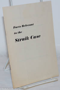 image of Facts relevant to the Struik case
