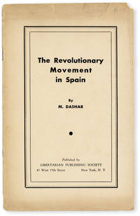 image of The Revolutionary Movement in Spain