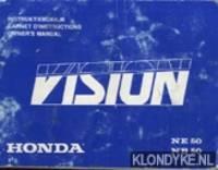 Instruktieboekje Honda Vision NE 50 / NB 50