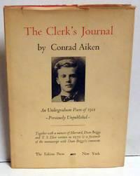 The Clerk's Journal: An Undergraduate Poem of 1911