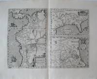 "Peruvia; Florida & Guastecana. ""LaFlorida"", ""Guastecan"" and ""Peruvviae Avriferæ Regionis Typus"""