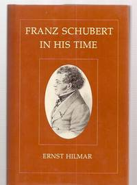 image of FRANZ SCHUBERT IN HIS TIME