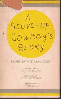 image of A Stove Up Cowboy's Story