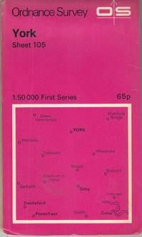 1:50 000 First Series: York Sheet 105