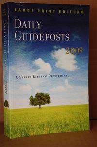 Daily Guideposts 2009 Large Print Edition