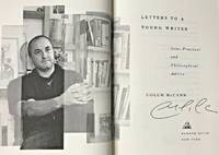 LETTERS TO A YOUNG WRITER (SIGNED)